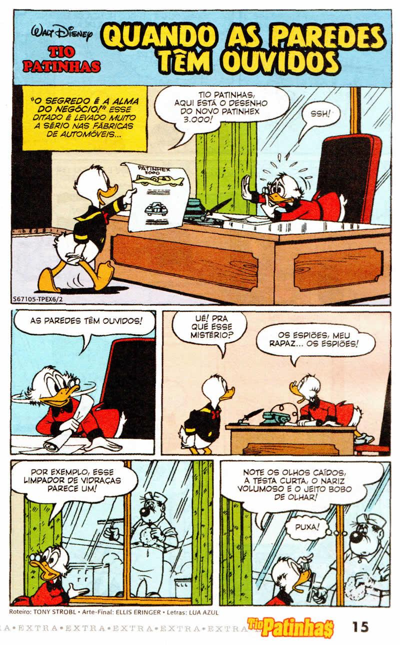 Tio Patinhas Extra nº 6 [Outubro/2011] - Prévia em scans na pág. 01! TPEX0603