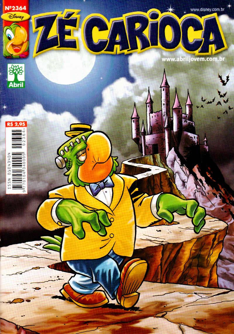 Zé Carioca nº 2364 [Outubro/2011] - Prévia em scans na pág. 02! - Página 2 ZC236400