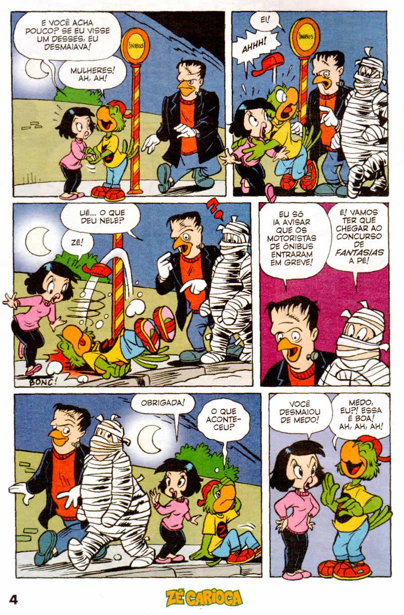 Zé Carioca nº 2364 [Outubro/2011] - Prévia em scans na pág. 02! - Página 2 ZC236402