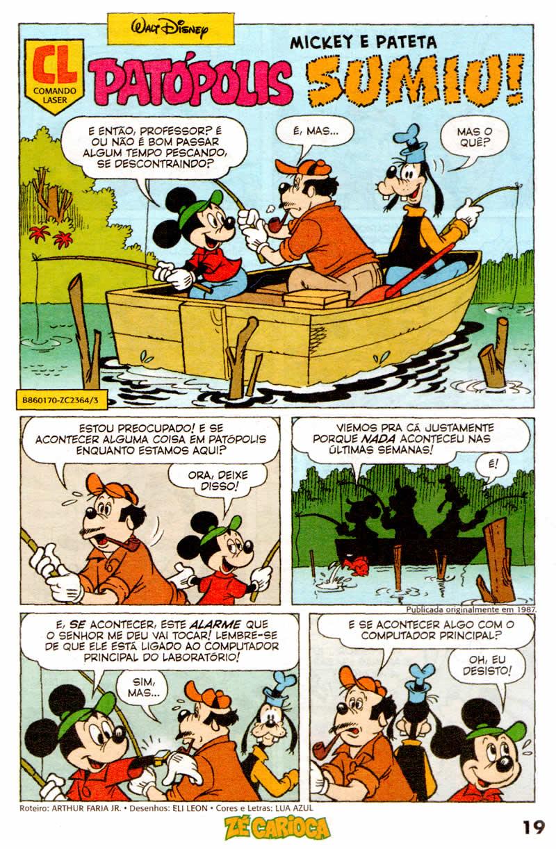 Zé Carioca nº 2364 [Outubro/2011] - Prévia em scans na pág. 02! - Página 2 ZC236405