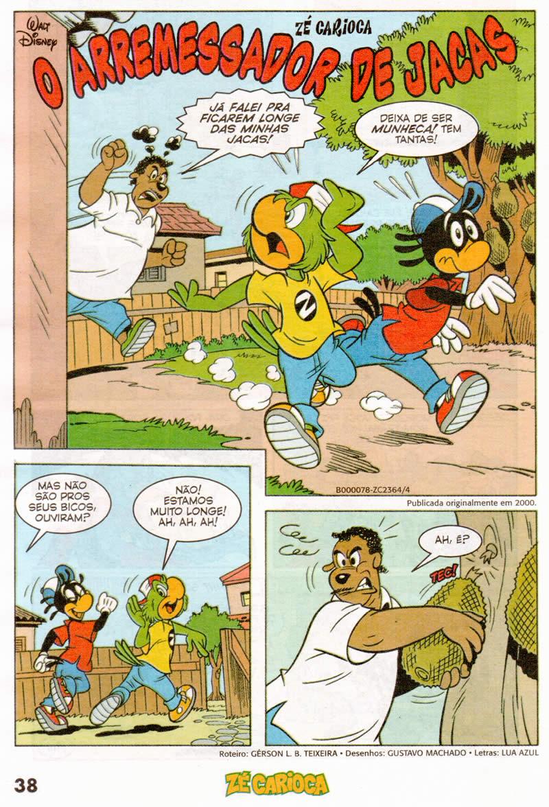Zé Carioca nº 2364 [Outubro/2011] - Prévia em scans na pág. 02! - Página 2 ZC236409