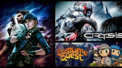 Photo of Costume Quest, Crysis e muito mais nesta semana na PlayStation Store! [PSP/PS3]