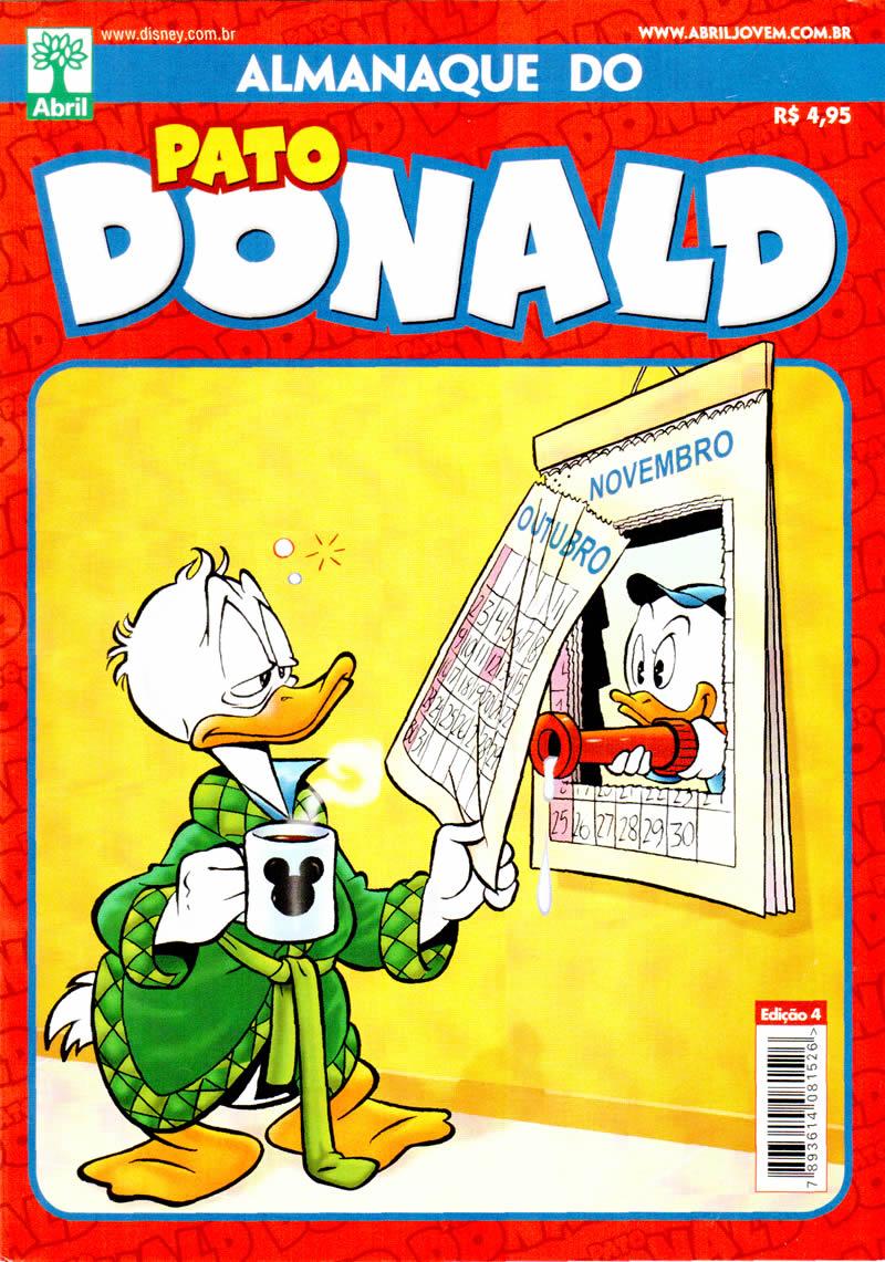 Almanaque do Pato Donald #04 [Outubro/2011]  - Prévia em scans na pág. 02! - Página 2 ALPD0400