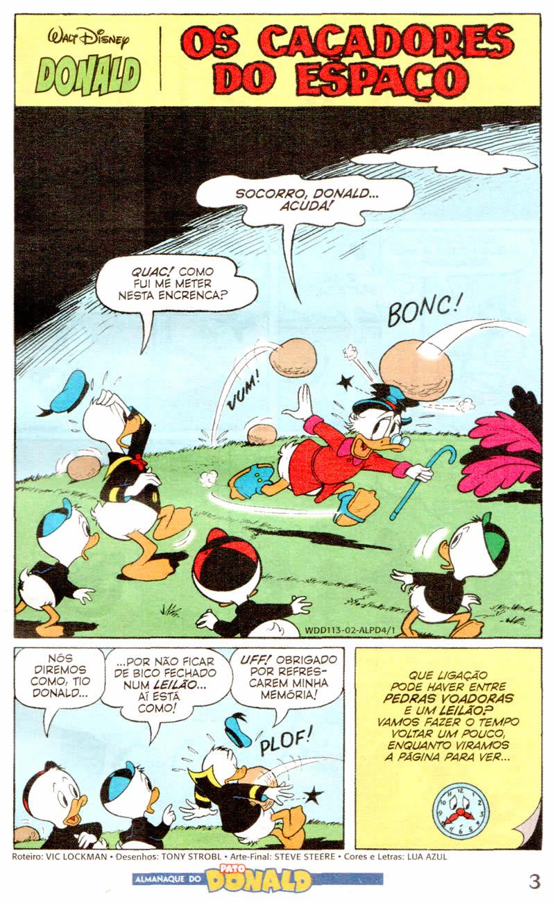 Almanaque do Pato Donald #04 [Outubro/2011]  - Prévia em scans na pág. 02! - Página 2 ALPD0401