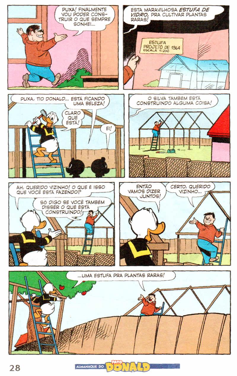 Almanaque do Pato Donald #04 [Outubro/2011]  - Prévia em scans na pág. 02! - Página 2 ALPD0406