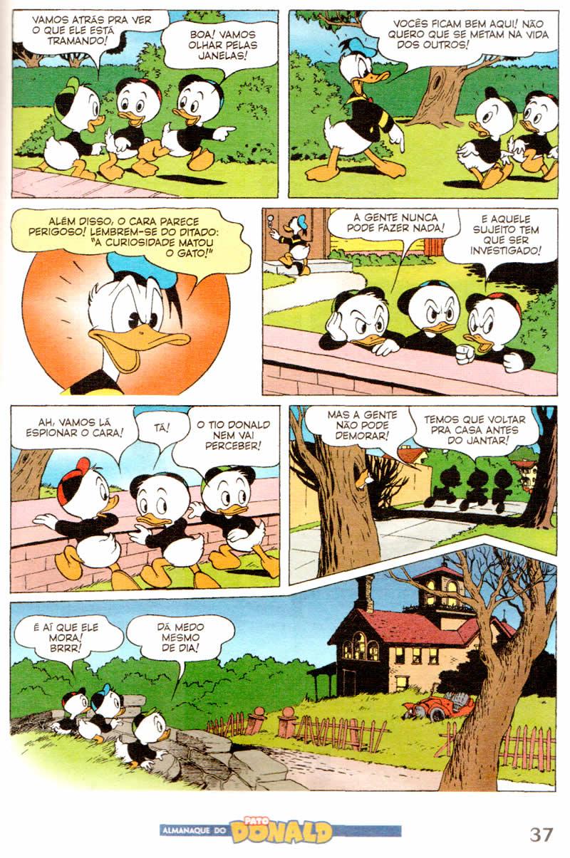 Almanaque do Pato Donald #04 [Outubro/2011]  - Prévia em scans na pág. 02! - Página 2 ALPD0408