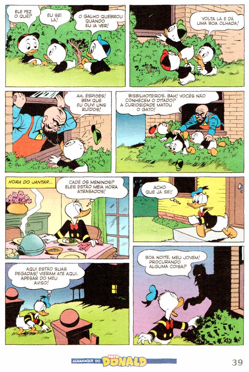 Almanaque do Pato Donald #04 [Outubro/2011]  - Prévia em scans na pág. 02! - Página 2 ALPD0410