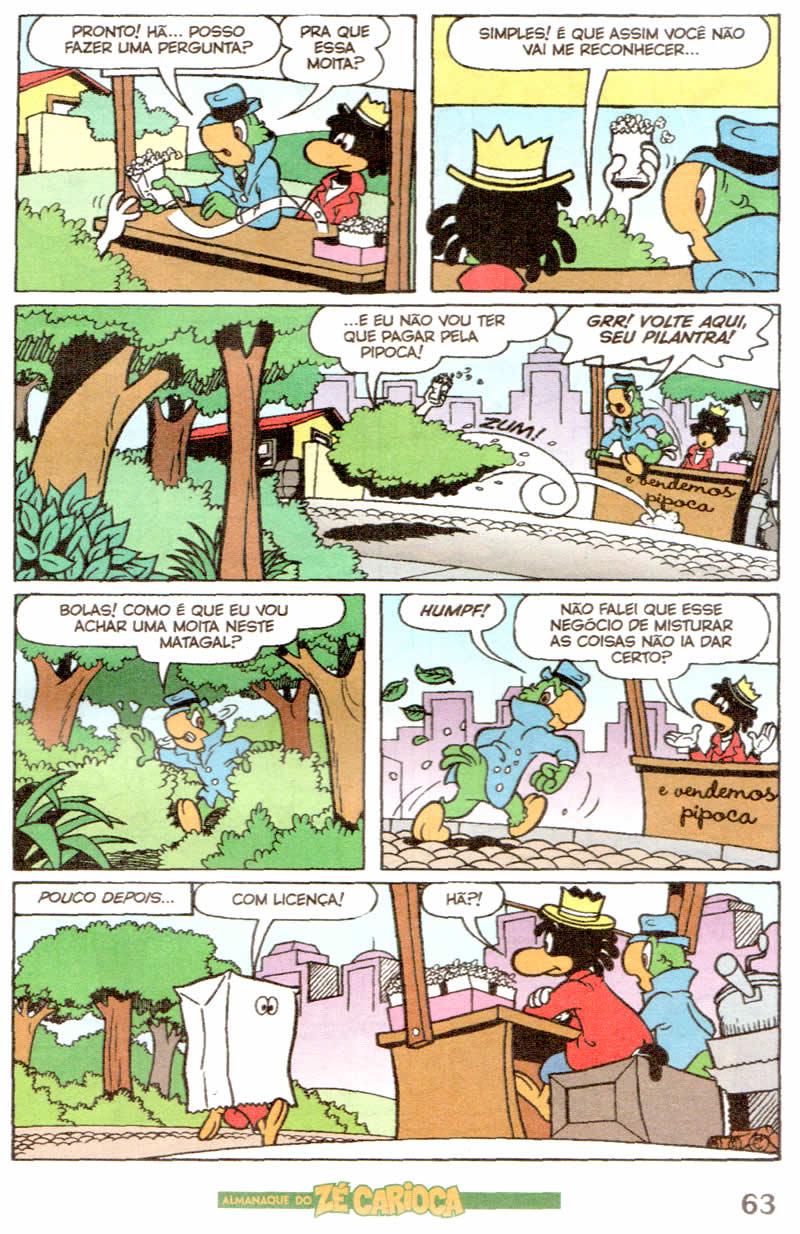 Almanaque do Zé Carioca #04 [Outubro/2011]  - Prévia em scans na pág. 01! ALZC0416