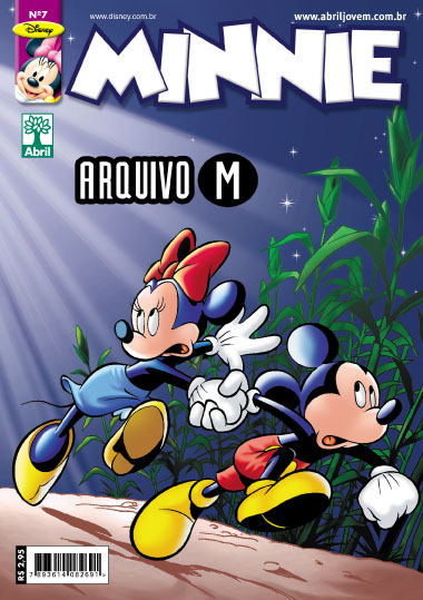 Minnie n° 07 [Dezembro/2011] - Prévia em scans na pág 01 MN7
