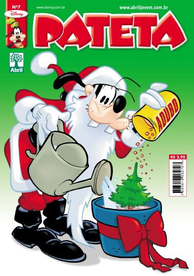 Pateta n° 07 [Dezembro/2011] - Prévia em scans na pág 01 PT7