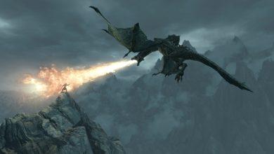 Photo of Wallpaper do dia: The Elder Scrolls V: Skyrim!