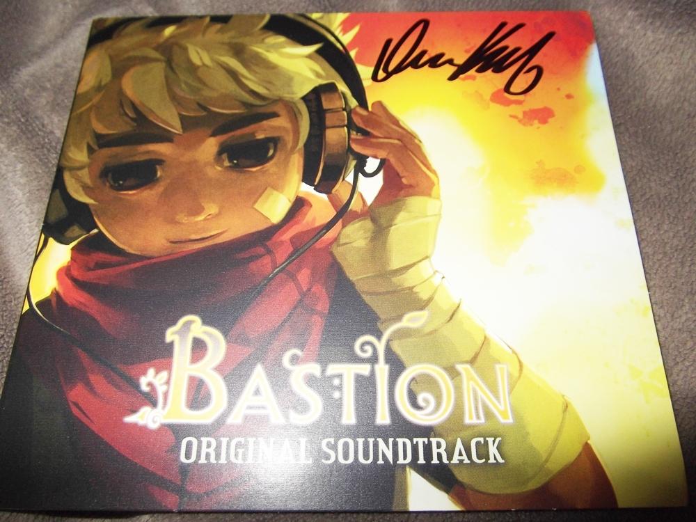 Photo of Dia de correio: OST de Bastion!