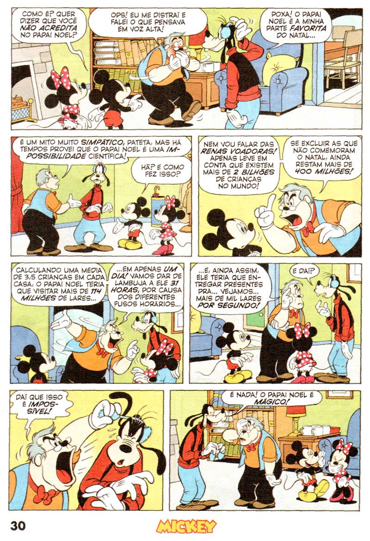Mickey nº831 [Dezembro/2011] - Prévia em scans na pág 01 MK83106