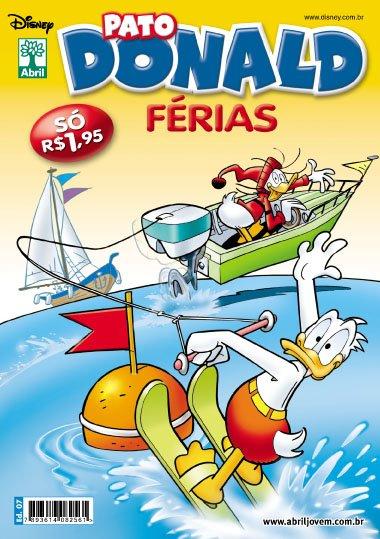 Pato Donald Férias #7 [Dezembro/2011] - Prévia em scans na pág 01 PDF07