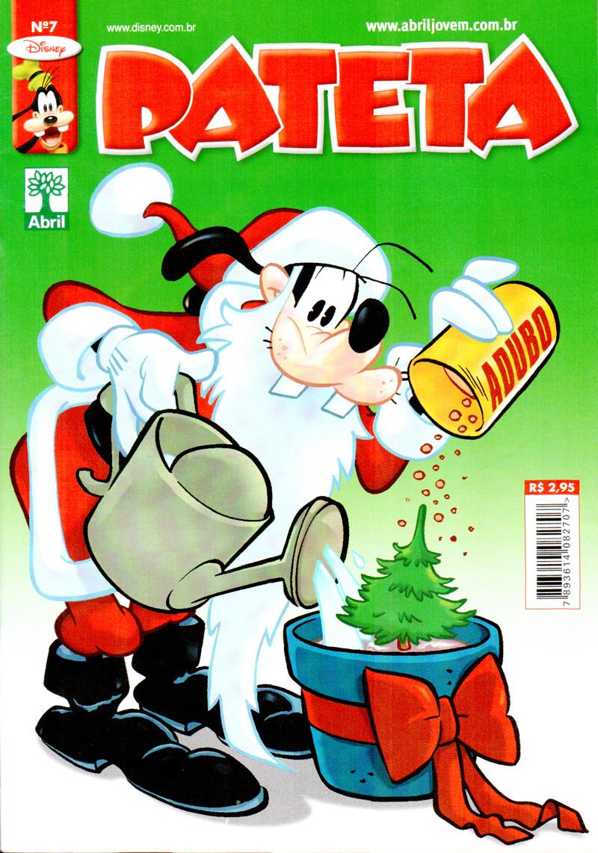 Pateta n° 07 [Dezembro/2011] - Prévia em scans na pág 01 PT0711