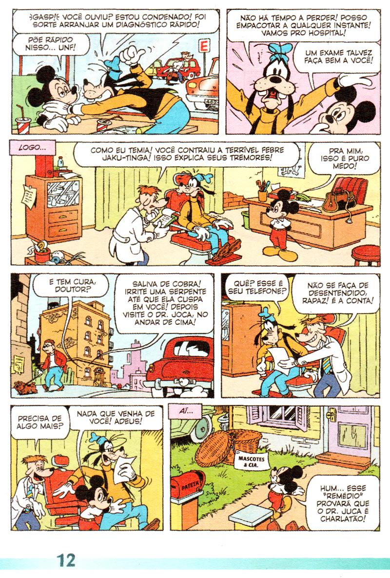 Pateta Férias #6 [Dezembro/2011] - Prévia em scans na pág. 01 PTF0604