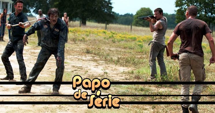 The Walking Dead: Mid Season 2011 – PdS