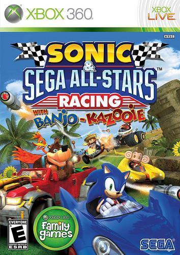 Photo of Sonic Racing por 80 pratas na FNAC!