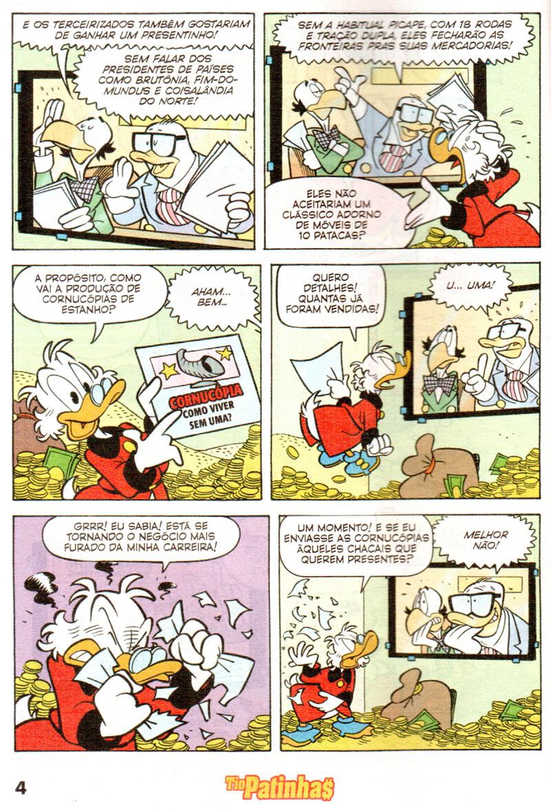 Tio Patinhas n°557 [Dezembro/2011] - Prévia em scans na pág. 02 TP55702