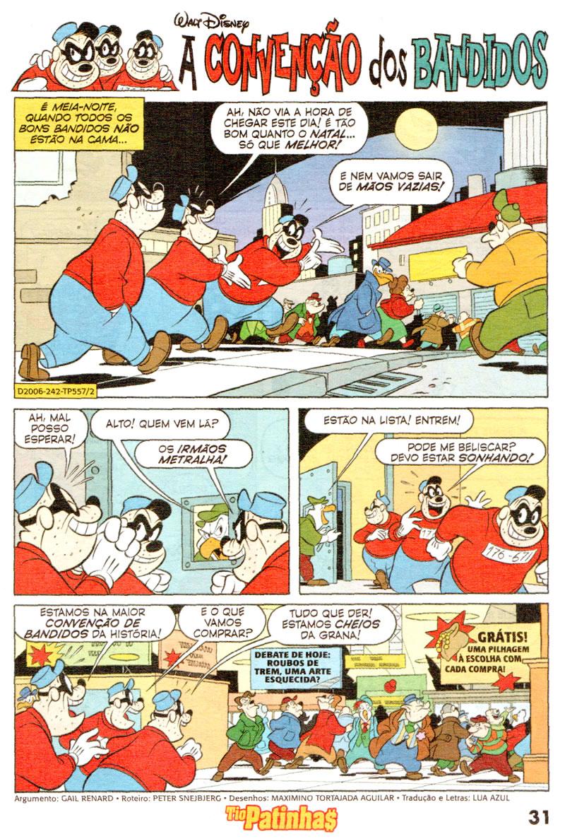 Tio Patinhas n°557 [Dezembro/2011] - Prévia em scans na pág. 02 TP55705