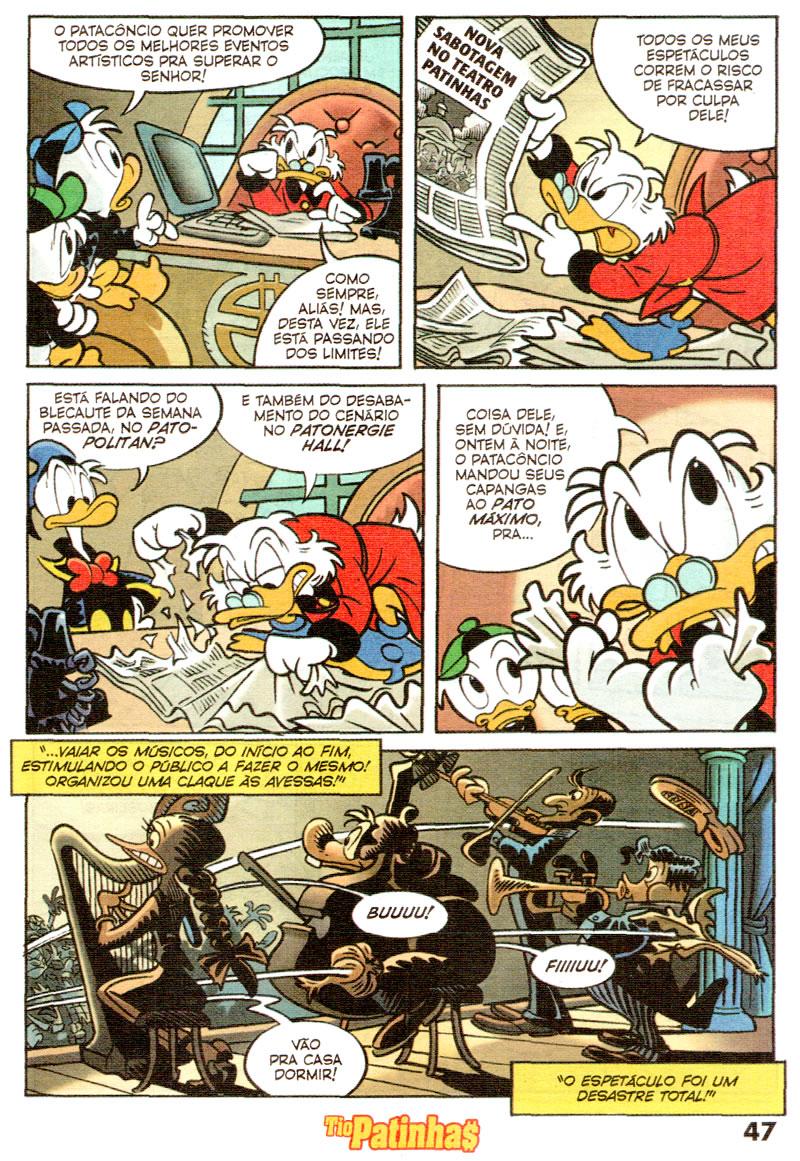 Tio Patinhas n°557 [Dezembro/2011] - Prévia em scans na pág. 02 TP55710