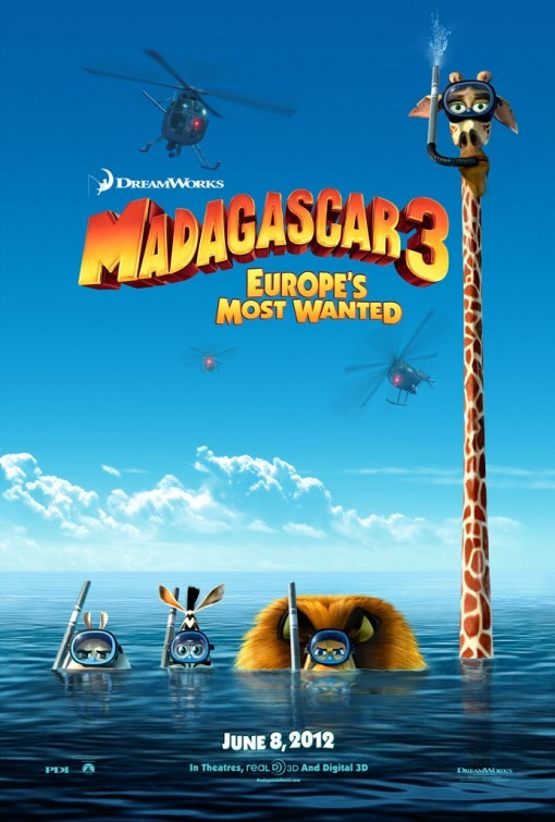 Photo of Trailer de Madagascar 3: Europe's Most Wanted