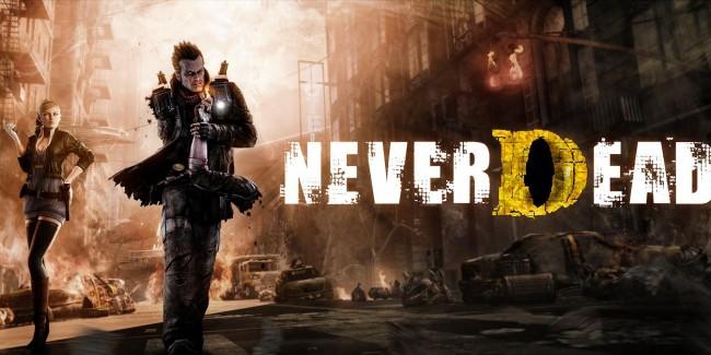 Never Dead: Idéia boa, execução nem tanto!