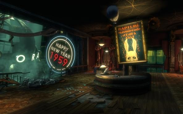 Photo of Wallpaper do dia: BioShock!