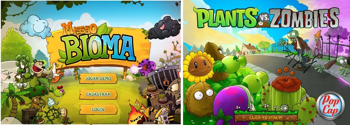 existem jogos parecidos para plantas portallos