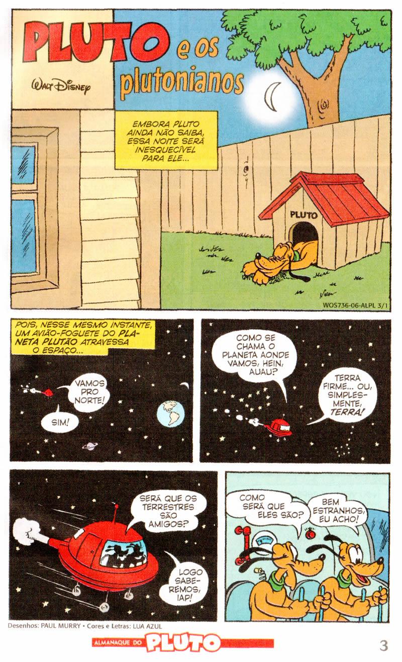 Photo of Prévia: Almanaque do Pluto nº 3 – Jan/12