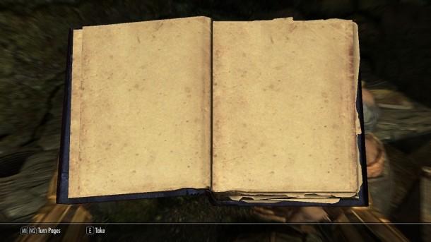 Diários de Skyrim – Log #1