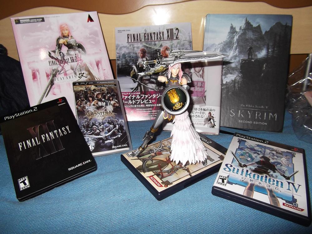 Photo of Semana de correio: games and gaming stuff!!