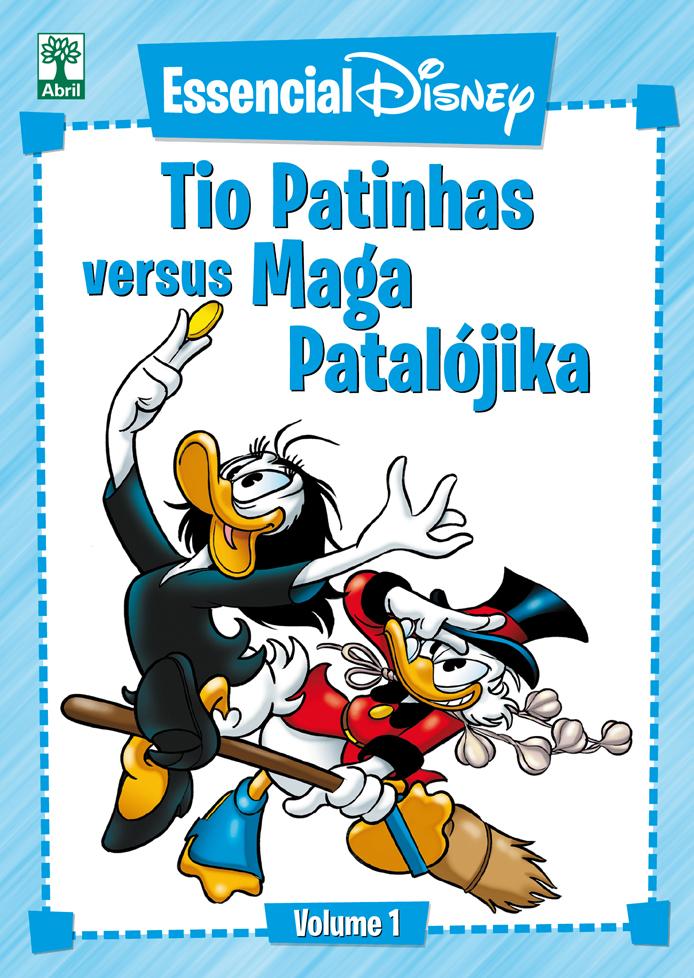 Photo of Galeria de capas de Essencial Disney #1~10