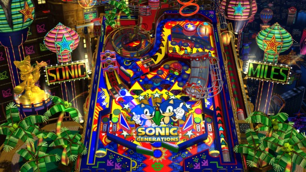 Photo of Sonic Generations – Casino Nights já na Steam