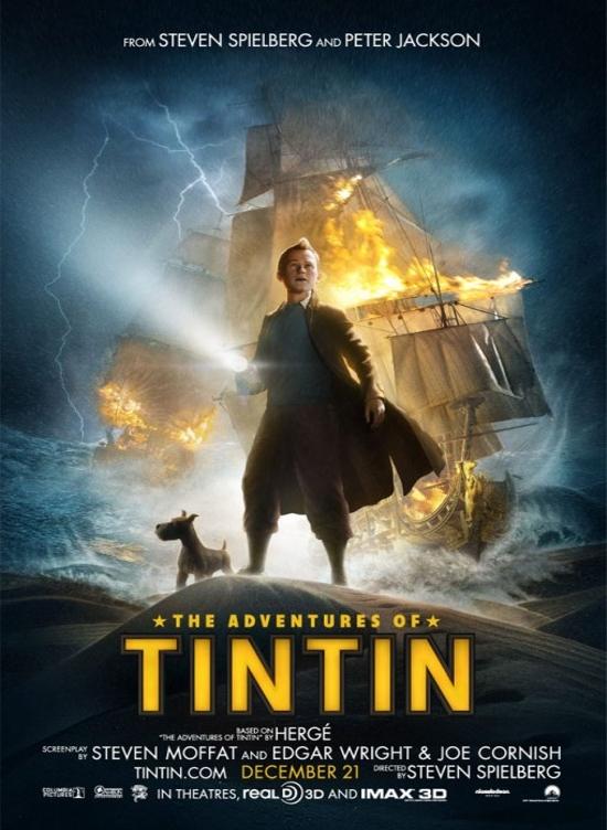 Photo of As Aventuras de Tintin – Eu Fui!