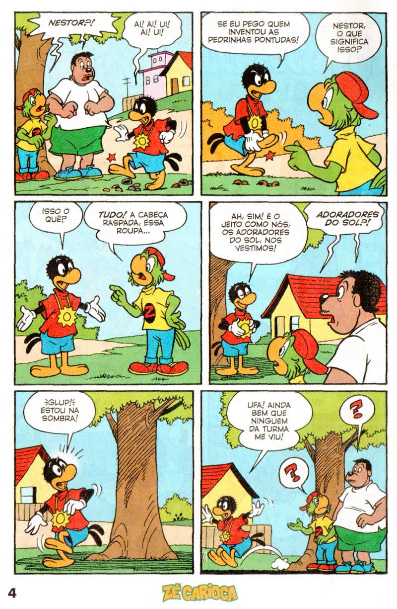 Zé Carioca nº 2367 (Janeiro/2012) (c/prévia) ZC236702