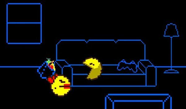 Photo of Dorkly Bits: Quando Pac-Man conhece Skyrim!