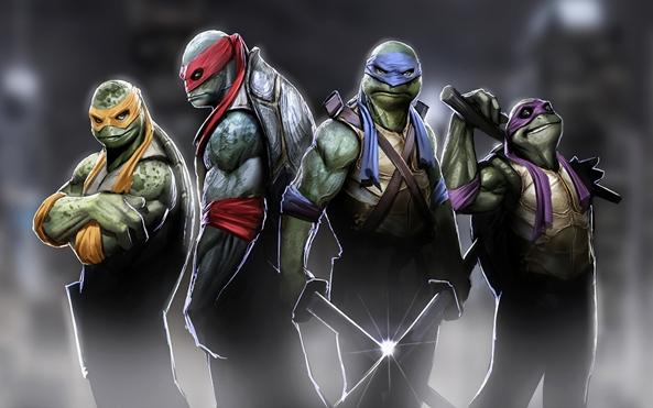 Photo of Wallpaper do dia: Tartarugas Ninja!