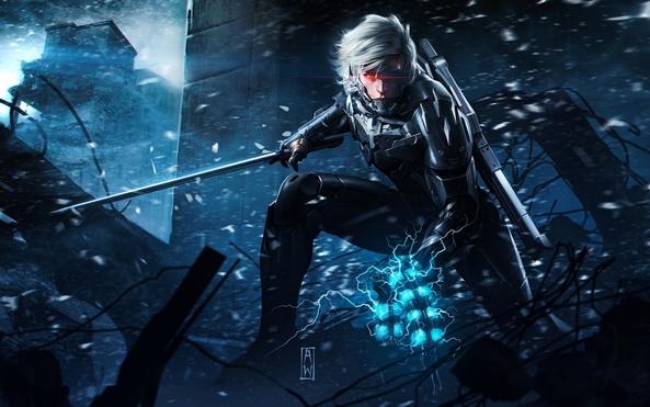Photo of Wallpaper do dia: MGR: Revengeance!
