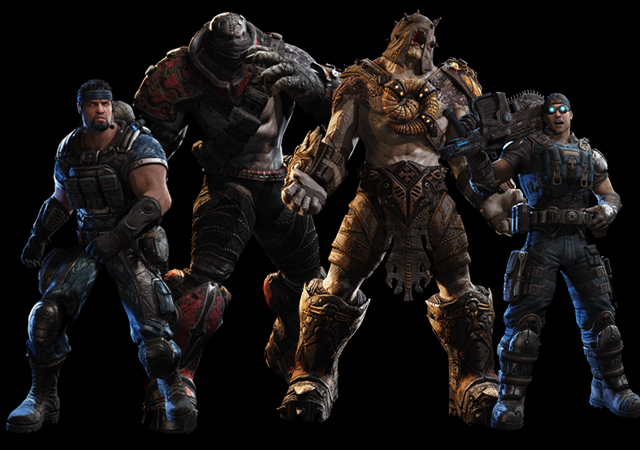 Photo of Gears of War 3: Forces of Nature é o 4º DLC!