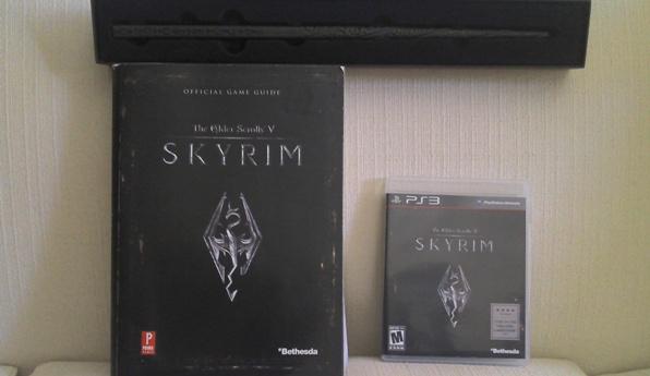 Photo of Dia de correio: Sirius Black's Wand e Skyrim