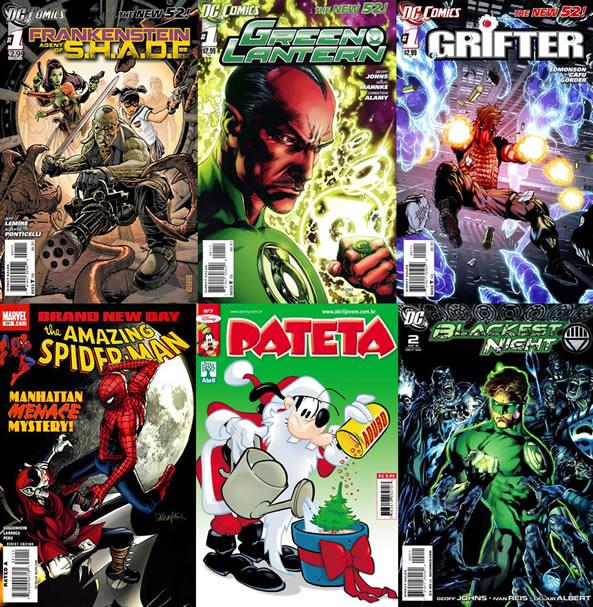 Photo of Leitura de quadrinhos em atraso – Semana 4