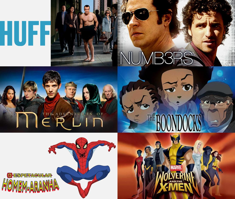 Photo of PUTZ! Mais séries e mais desenhos no Netflix!