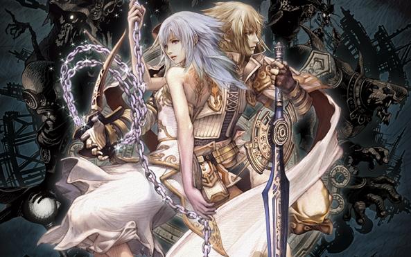 59324 Wallpaper de ontem: Pandora's Tower!