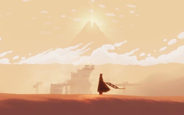 59335 Wallpaper do dia: Journey!