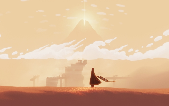 Photo of Wallpaper do dia: Journey!