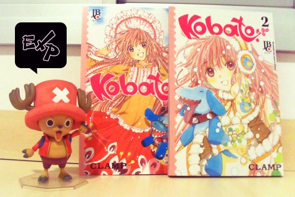 Photo of Kobato, um mangá de curta duração!