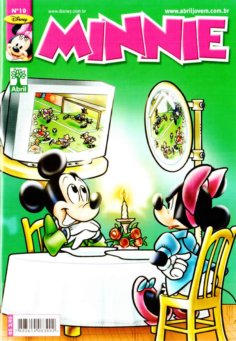 Minnie nº 10 (Março/2012) (c/prévia) MN1000