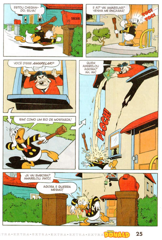 Pato Donald Extra nº 07 (Fevereiro/2012) (c/prévia) PDEX0706