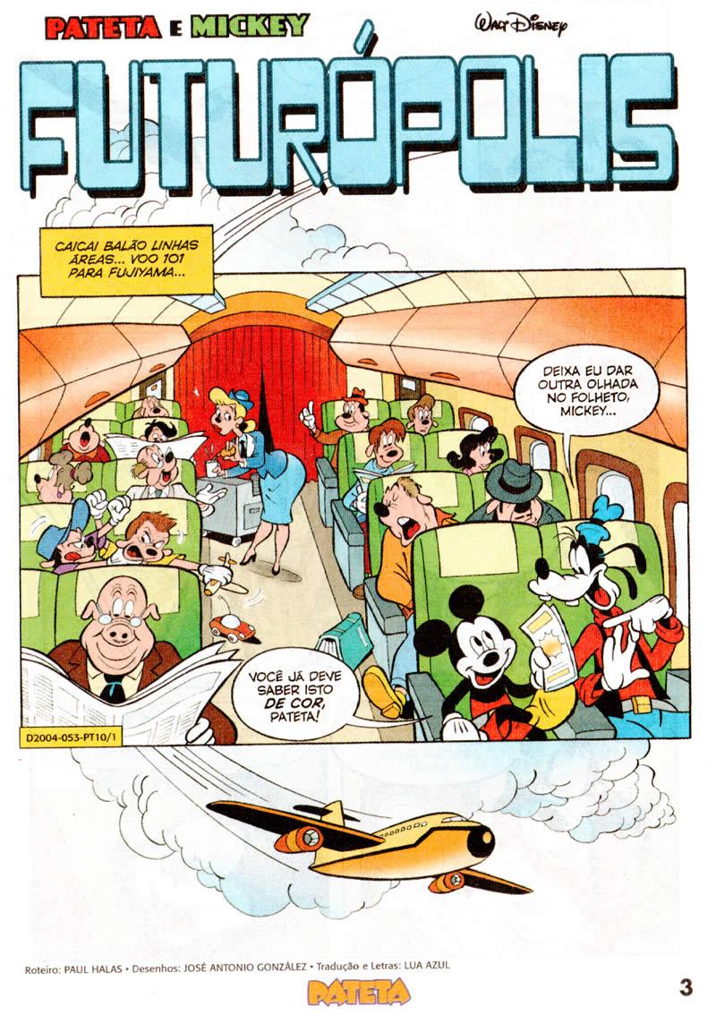 Pateta nº 10 (Março/2012) (c/prévia) PT1001